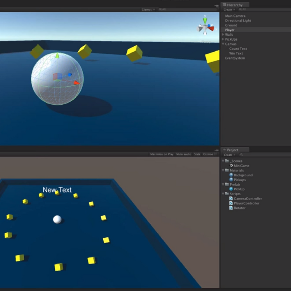 Unity training classes in washington dc create game styled objects 1betcityfo Gallery